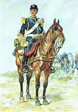 Artillerie te paard
