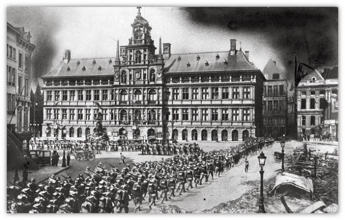 Vestiging Antwerpen