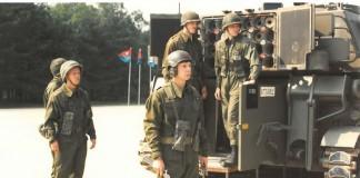 1991 Demonstratie