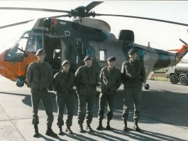 1997 Lombarzijde spirit exercise