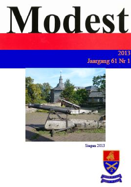 Modest 2013-1