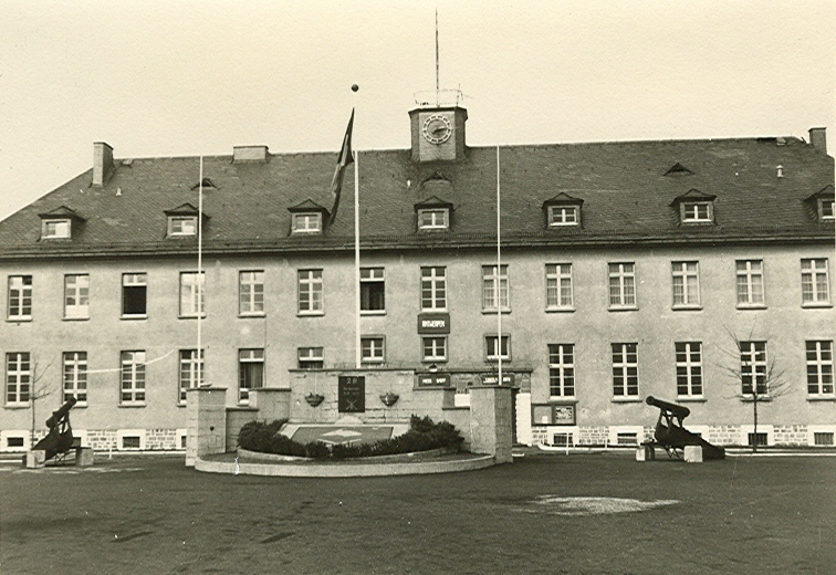 Blok Antwerpen Heidenberg 1964