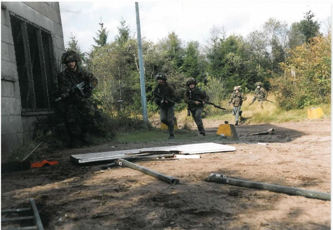 2000 Harskamp NL Fubia training